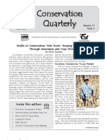Fall 2007 Conservation Quarterly - Yolo County Resource Conservation District