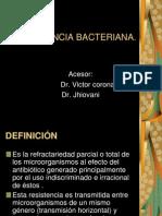 Resistencia Bacteriana 2