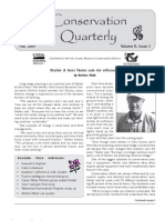 Fall 2004 Conservation Quarterly - Yolo County Resource Conservation District