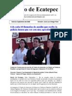 Diario de Ecatepec Noticias de Septiembre