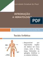 UESPI - Aula 0 - Hematologia introdução