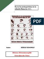 Radiografía de los protagonistas de la Revolución Rusa de 1917