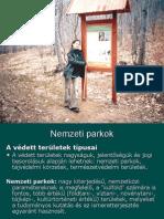 12 Nemzeti parkok