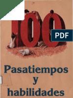 100 JUEGOS Y PASATIEMPOS