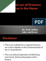 Final Firearm PPT