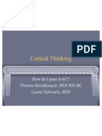 excerpt of critical thinking for weebly