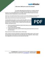 Configurare SQL Server 2005 Pentru Acces de La Distanta