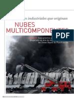 toxicología en nubes multicompentes, parte III