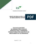 Guia Auditoria BPM Product Ores Por Contrato Medica