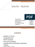 Indian-Telecom Industry Analysis