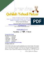 Parashat Vayishlaj # 8 Adul 6012