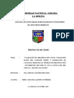 PROYECTO TESIS-MAESTRIA -2011