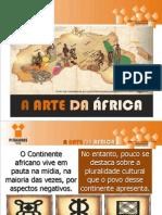 A_arte_da_África