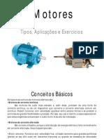 Motores_teoria básica e exercícios