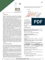 Bioars - Vircell - Virapid Mono m&g (Test Cassette) - Mi x Virus Epstein-barr (May.11)