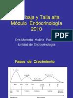 Talla Baja y Talla Alta2010