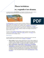 Placas tectónicas CLASE PUBLICA