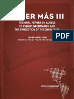 Report Saber Más III (English)