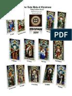 Church Windows Web Site & Christmas Greeting From Fr. Al 2011