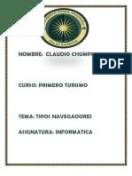 CLAUDIO CHUMPI