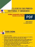 Casos de Freud.