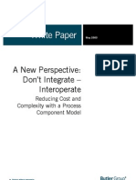 Ultimus - A New Perspective Don't Integrate Inter Operate ANP