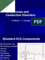 Abnomalites of ECG