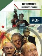 Documento Político Diciembre