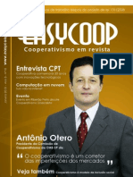 Entrevista Para a Revista EASYCOOP - a necessidade da regulacao do cooperativismo no Brasil