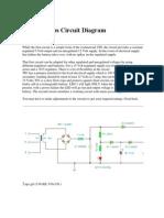 1000 Watts Ups Circuit Diagram | Power Supply | Power Inverter on