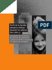 Perfil Familia Adoptiva Chilena