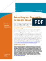 2011 GBV Resources