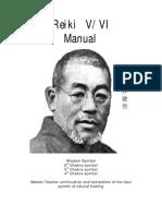 Grand Master Usui v & VI