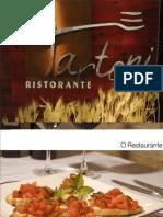 Análise do Ambiente de Mercado - Ristorante Tartoni