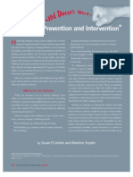 What Works and Doesn't Work in Bullying Prevention and Intervention