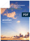 Accenture Achieving High Performance in the Postal Industry v2
