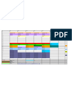 Planilla de Programacion de Fm Altenativa Mes AGOSTO