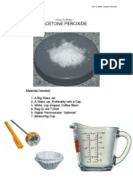 3842828 How to Make Acetone Peroxide