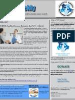 PCRI Weekly Vol. 1, Issue 1