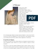 Ifigenia de Micenas