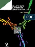Regalsky Paradojas Proceso Constituyente Cenda2010