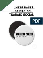 Apuntes Bases Teoricas Trabajo Social