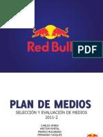 Plan de Medios Redbull