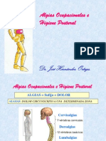 ponencia higiene postural
