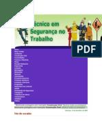 APOSTILA DE SEGURANÇA