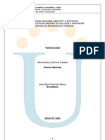 TOXICOLOGIA ( edicion 3) modulo