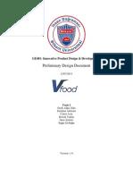 Team2_VFood_Preliminary Design Document 02.12.2012