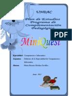 Las Mini Quests Son