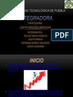 PRESENTACION DE INTEGRADORA