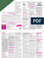 20111211 - 3º Domingo do Advento - Folheto